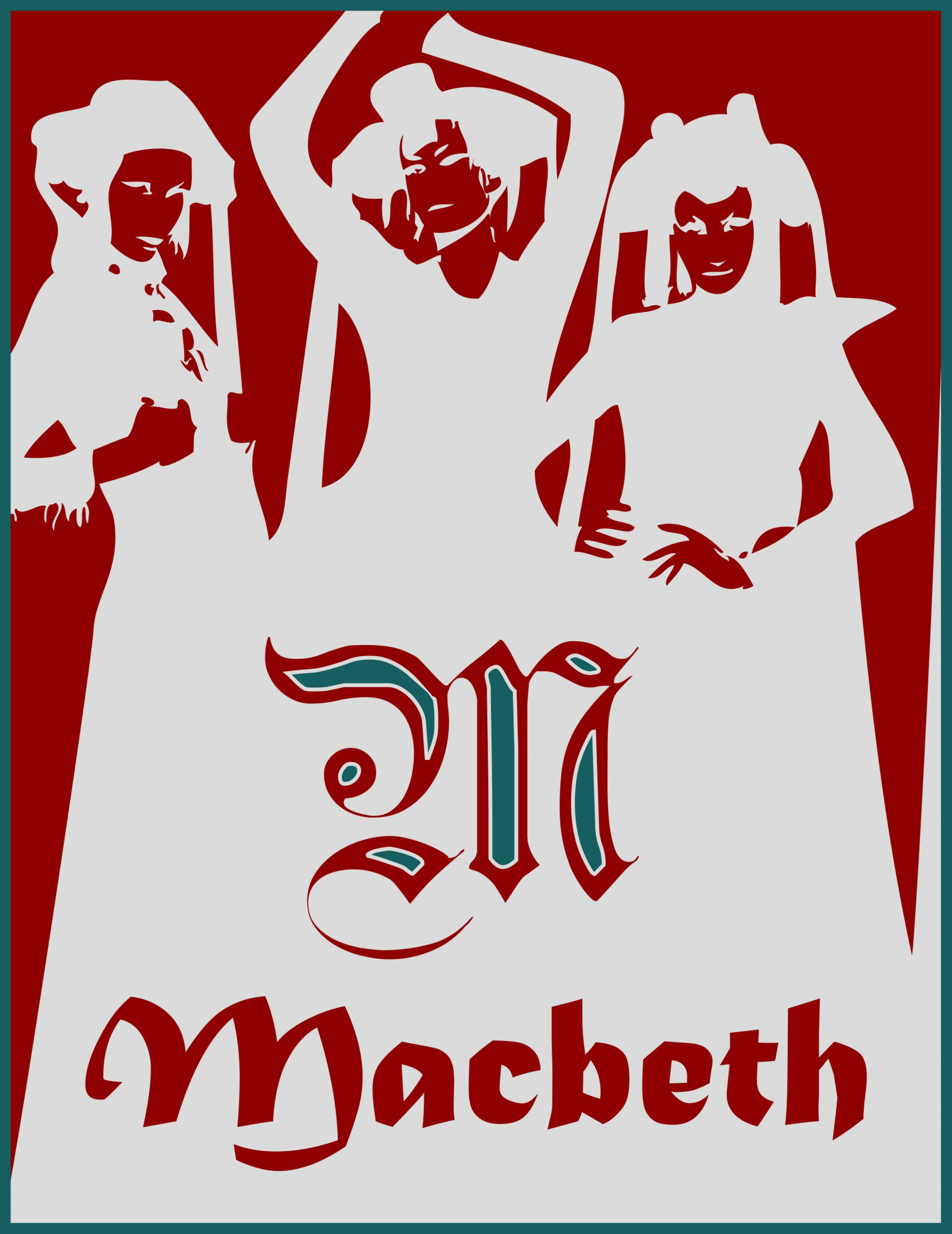 publicity image for Macbeth