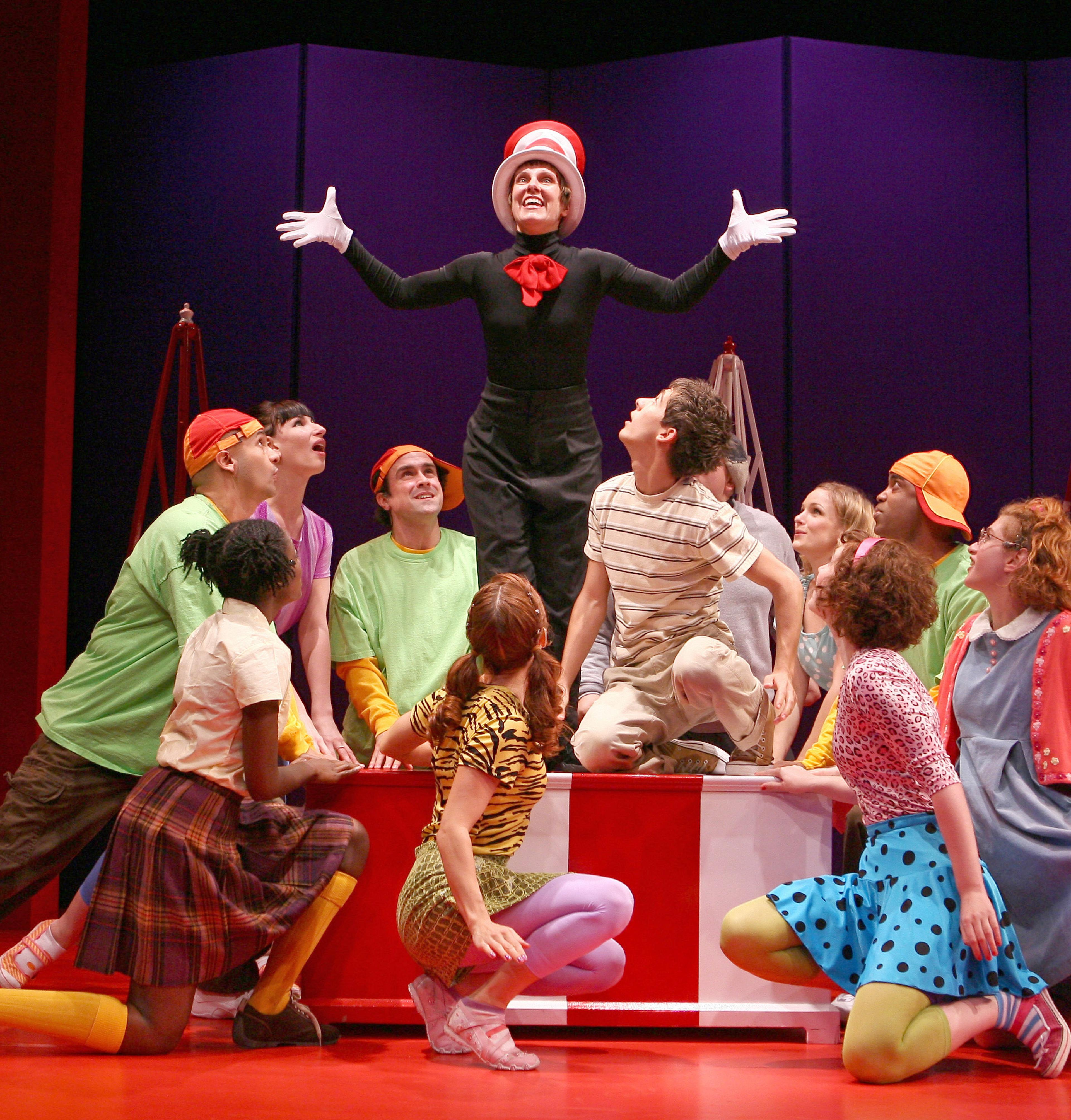 publicity image for Seussical