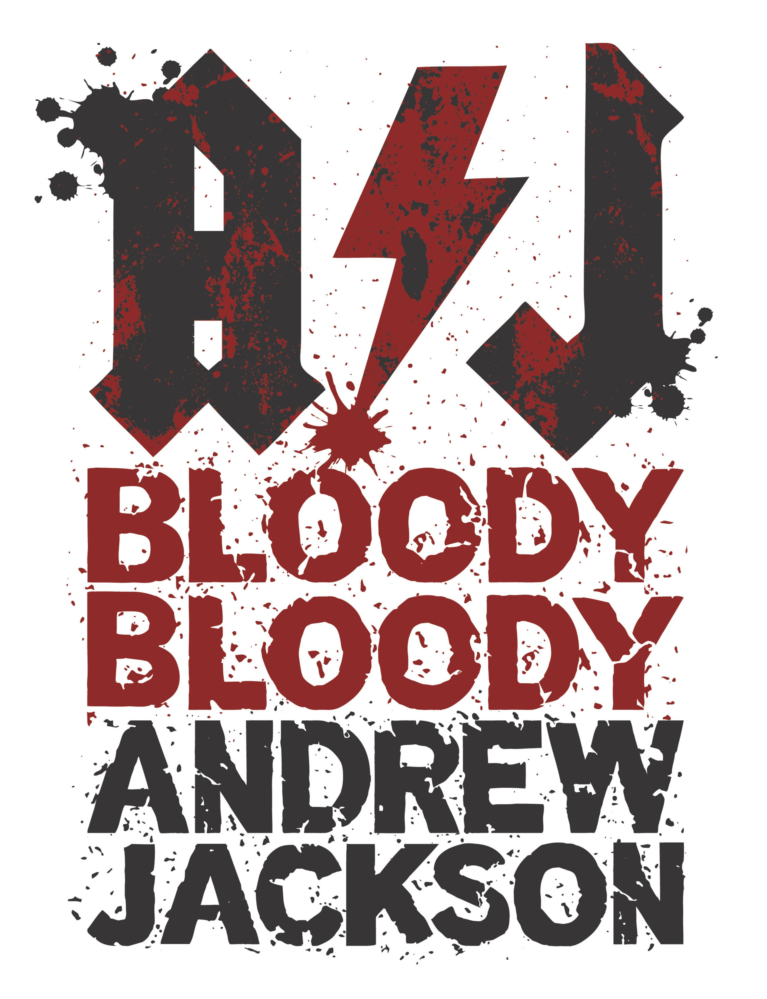 publicity image for Bloody Bloody Andrew Jackson