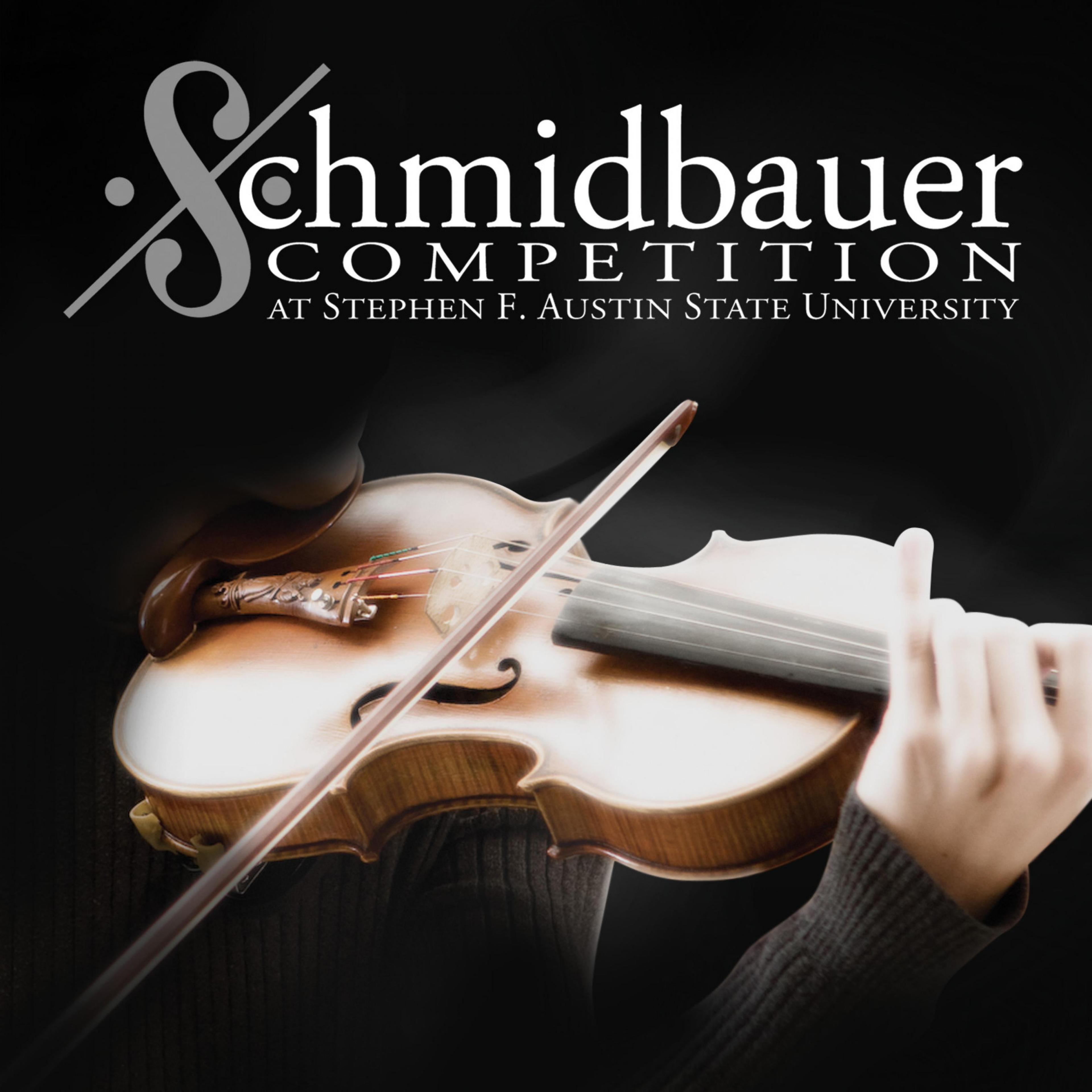publicity image for Schmidbauer Young Artist Competition: Final Round Event