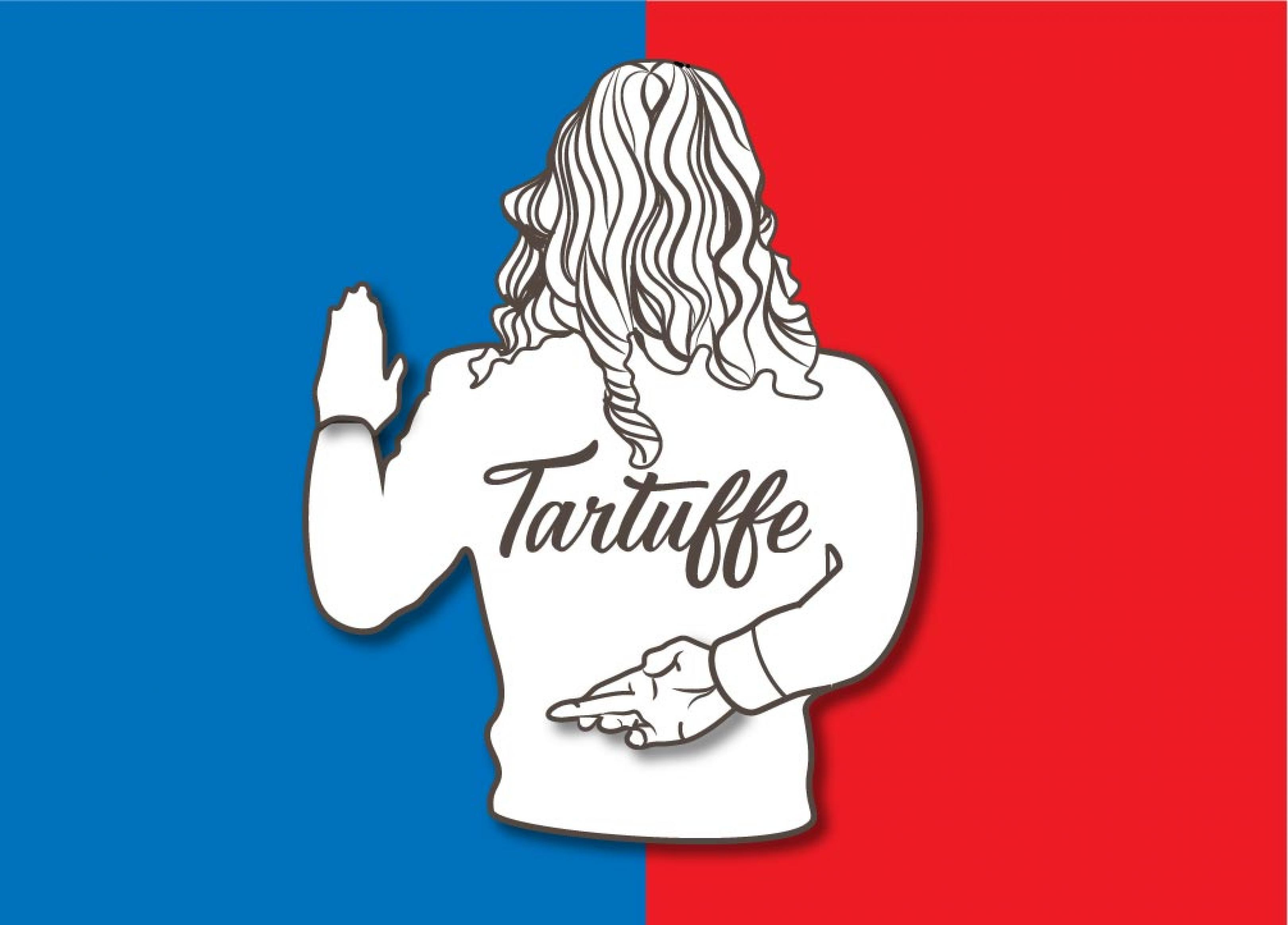 publicity image for Tartuffe