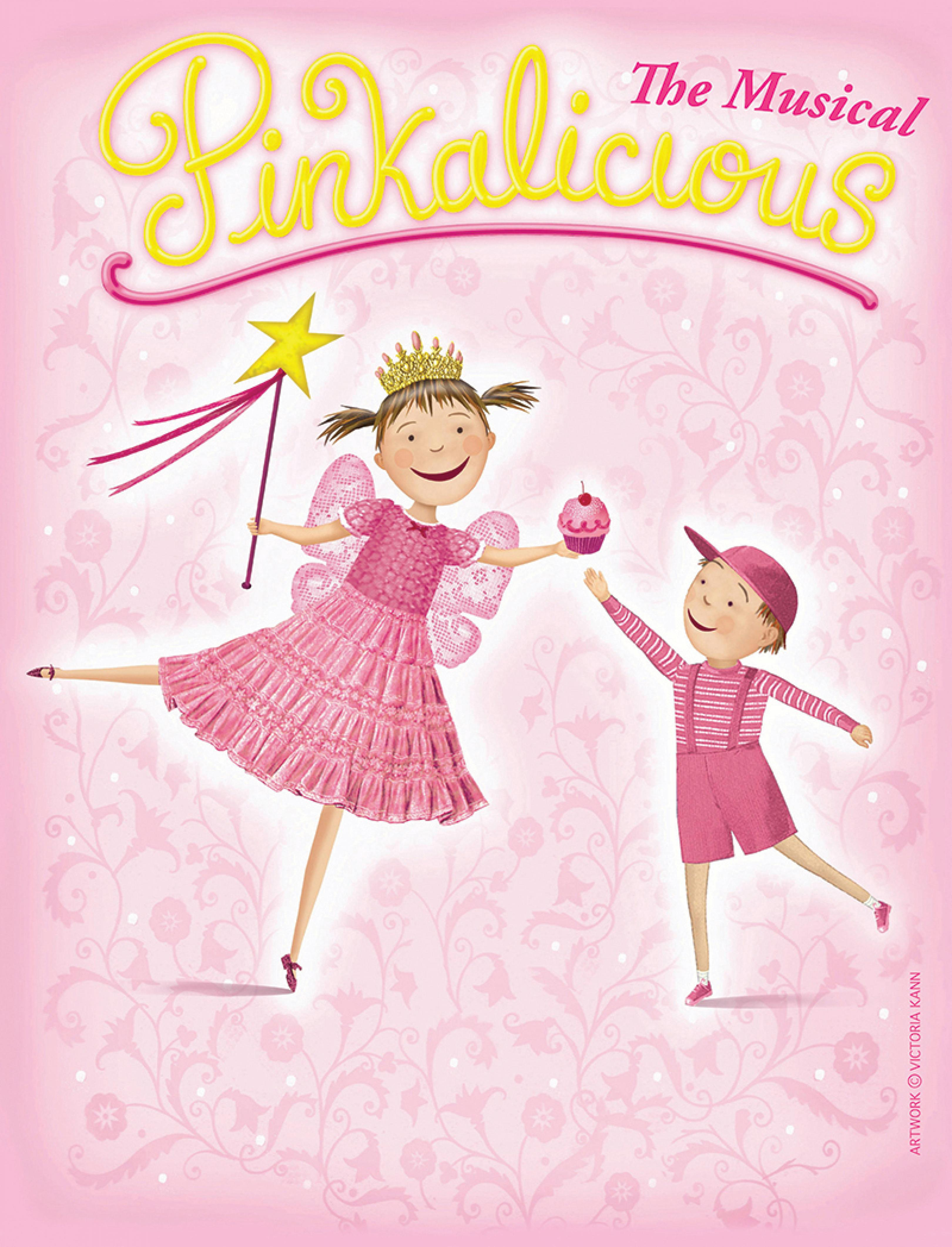 publicity image for Pinkalicious the Musical