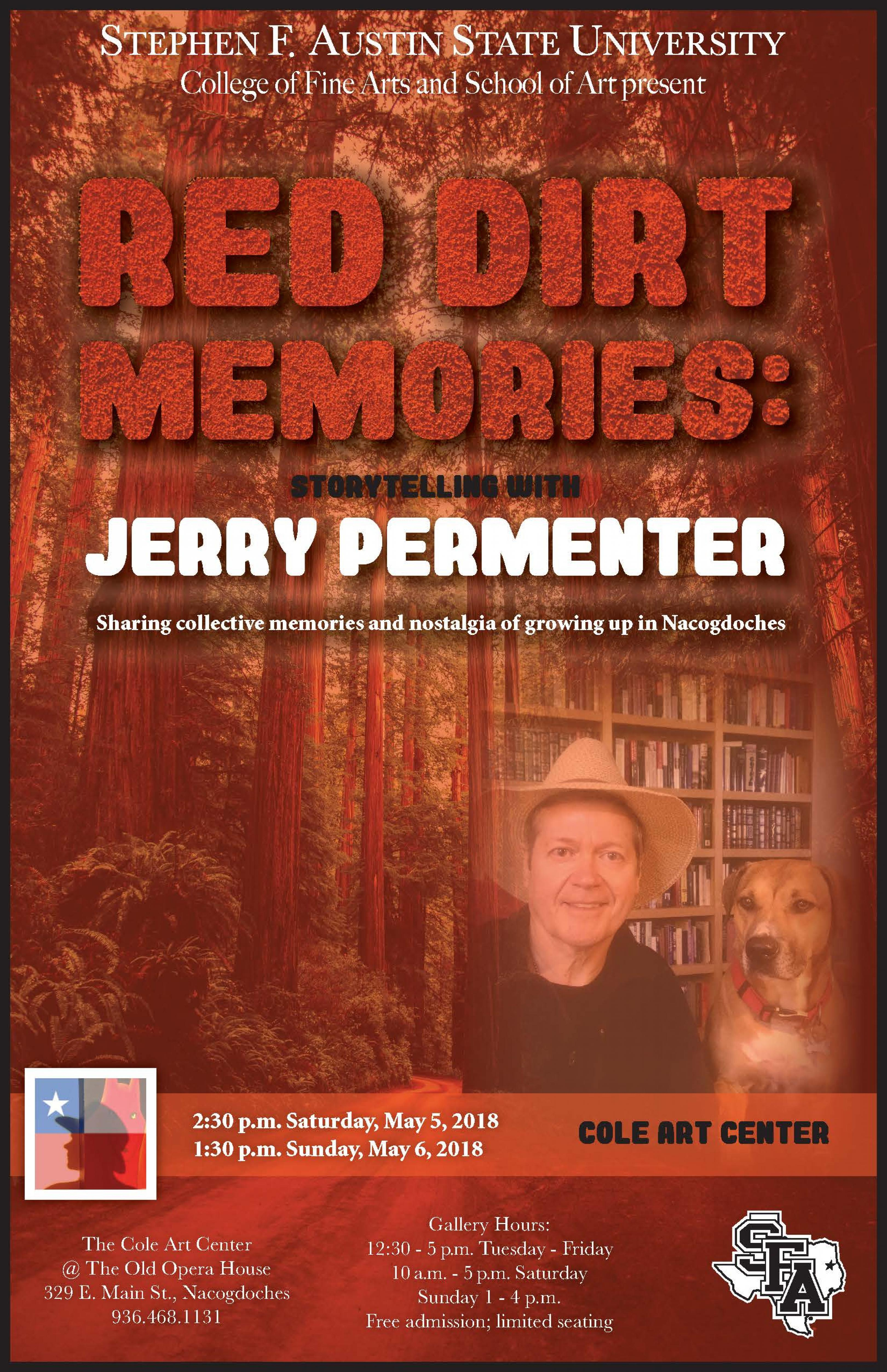 publicity image for Red Dirt Memories