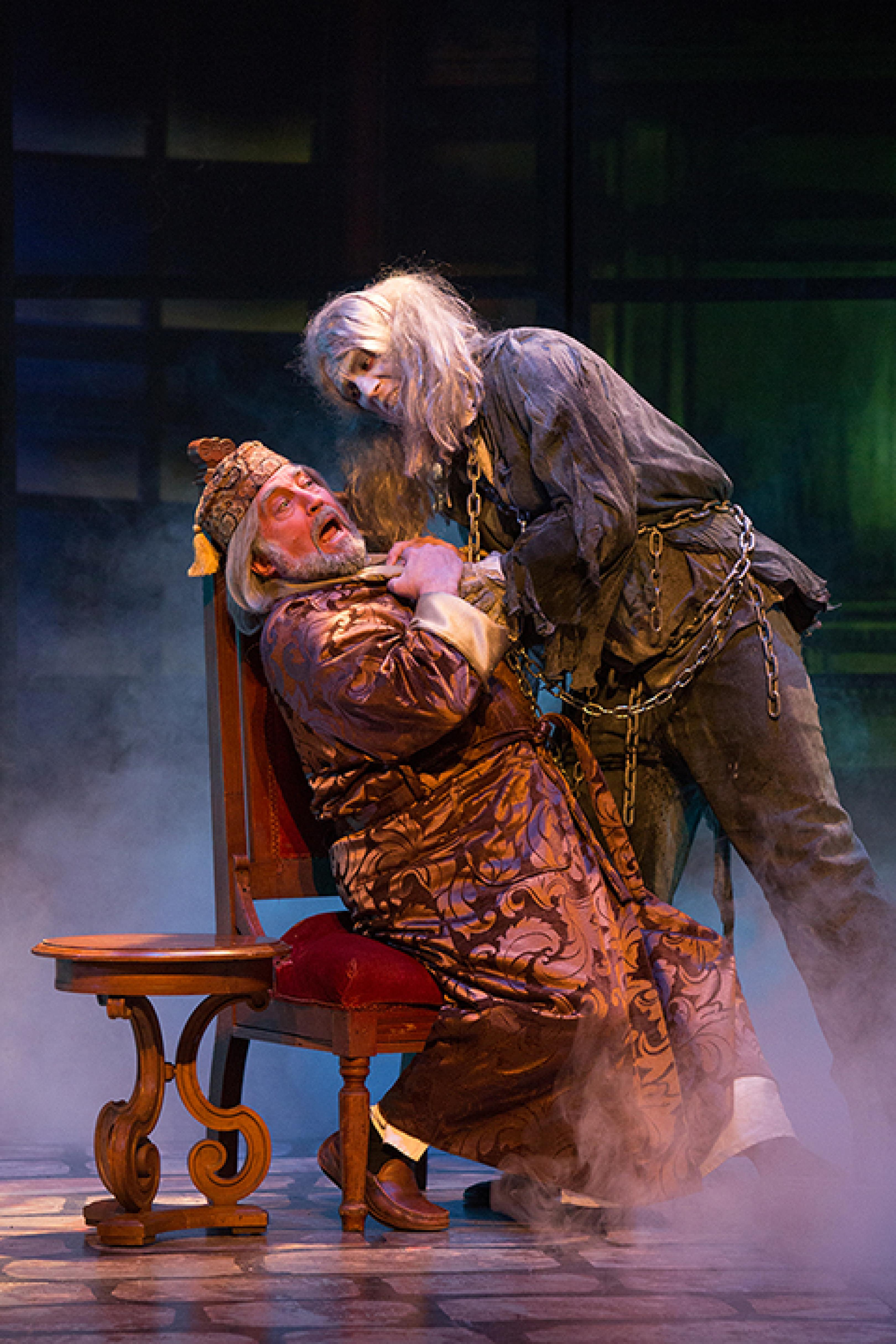 publicity image for A Christmas Carol
